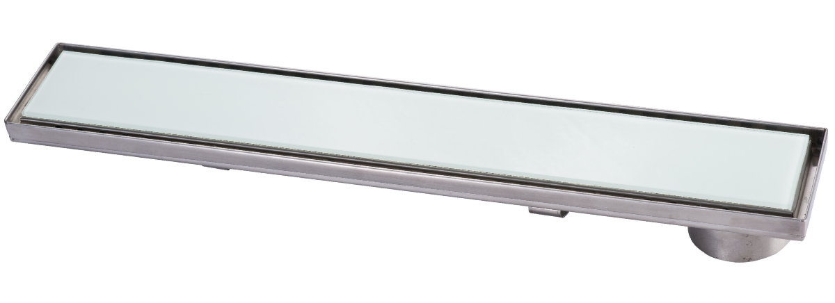 GTSD - W - Toughened Glass Top White