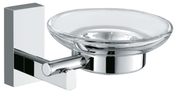 80959 Soap dish with Glass