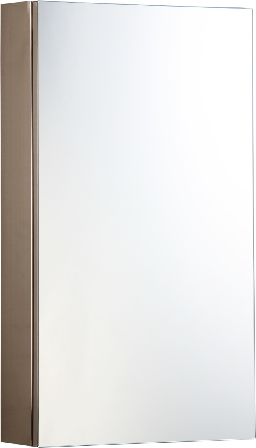 CB-A3060 304G Stainless steel bathroom mirror  cabinet